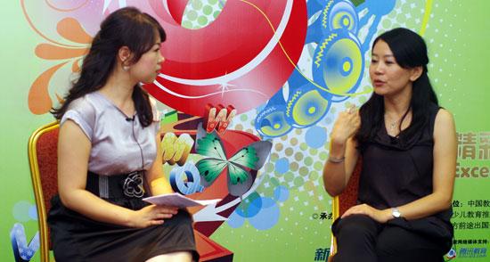 第六届POP全国少儿英语风采大赛:周佳老师谈英语学习