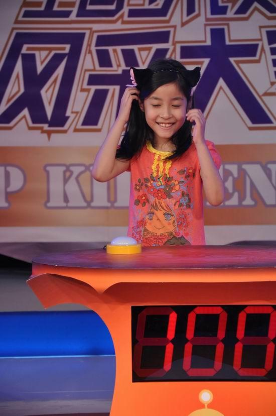第六届POP全国少儿英语总决赛:彩排现场