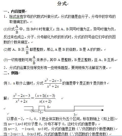 開頭初中v開頭專題:初中_新東方網數學優秀作文分式圖片