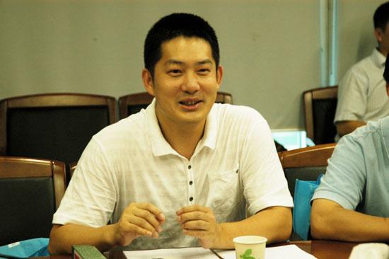 中国棋院围棋运动员 常昊