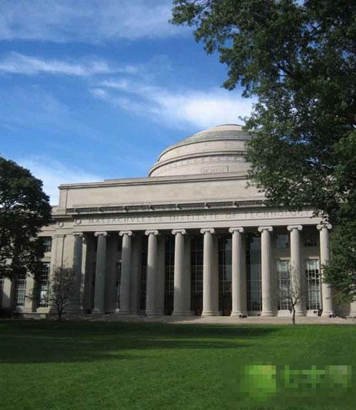 麻省理工学院校园风景