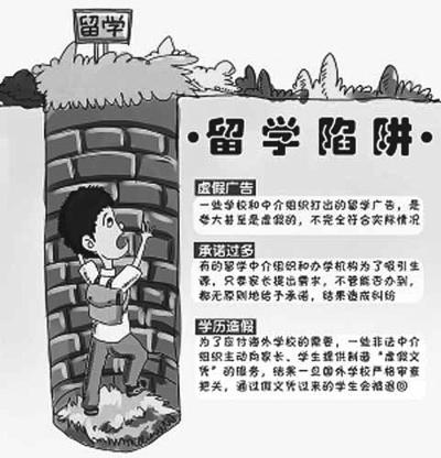 """3.15 打假:正派大学""""野""""来中国骗钱(图)"""