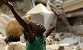 林肯公园海地地震赈灾英文歌曲:Not Alone