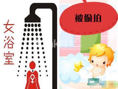 偷拍女生洗澡找灵感被拘半月