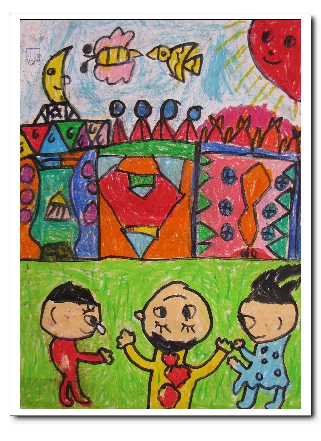 六一儿童节的画 儿童节绘画壁纸