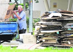 新加坡华人的平民生活:日晒雨淋忙生计(图)