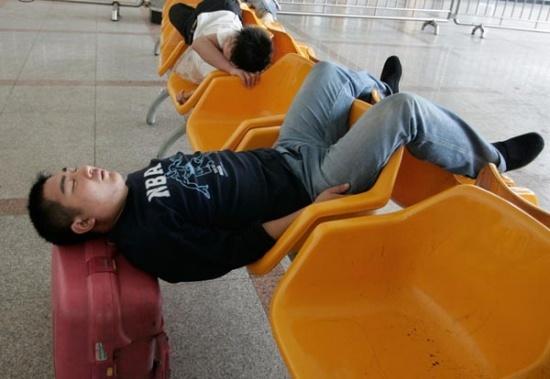 中国的睡美人们