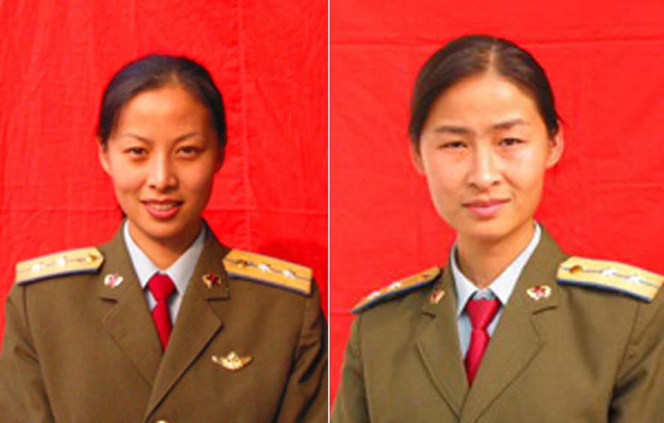 中国首位女航天员候选人曝光