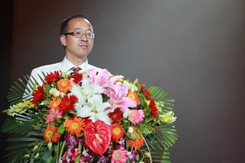 新东方教育科技集团董事长兼首席执行官俞敏洪作重要讲话