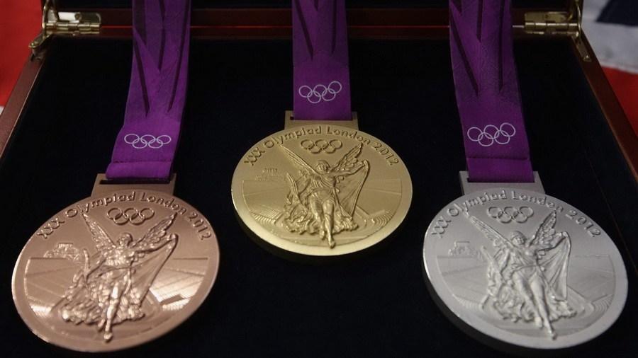 意义大于价值 伦敦奥运金牌含金1%