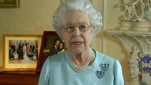 钻禧庆典落下帷幕 英女王发表感谢致词  钻禧庆典落下帷幕 英女王发表感谢致词