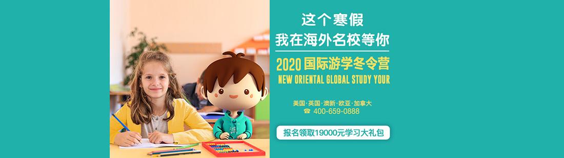 2020国际游学冬令营