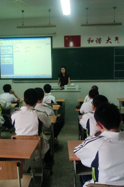 杭州新东方为公益中学开设中考英语抢分班