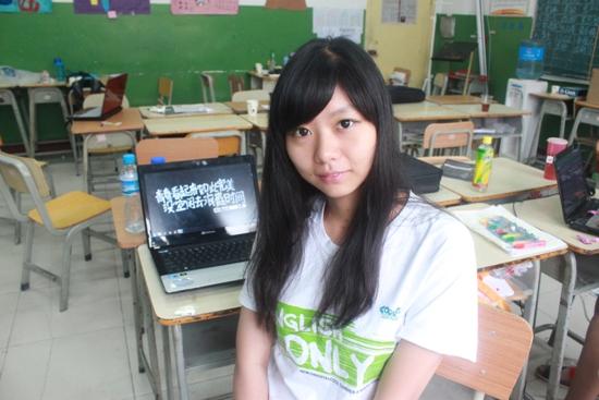 新东方教师刘雅菲:记录每一个精彩瞬间