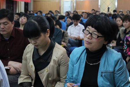 """新东方家庭教育讲座,为富阳家长""""出谋划策"""""""