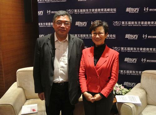 专访朱永新:理想的教育在路上