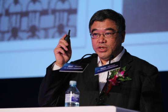 全国人大常委、中国教育学会副会长朱永新
