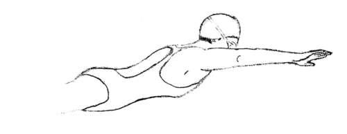 中考体育技巧:蛙泳技巧及蛙泳教学图解