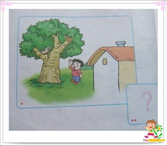 小学一年级看图写话专项练习 十二