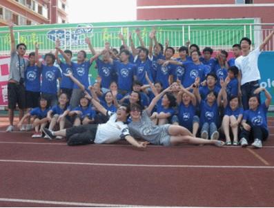 新东方酷学酷玩高中听力口语营助教:感谢这个夏天