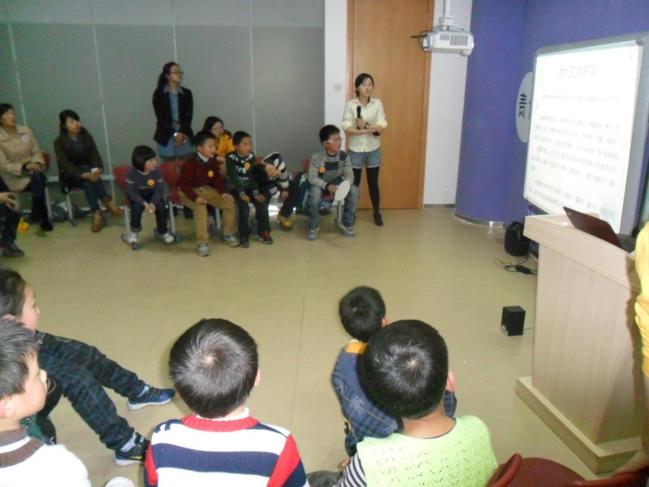 合肥新东方学校举办挑战智多星活动