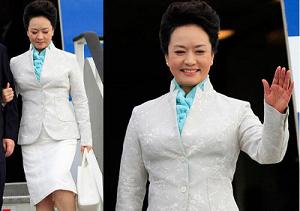 新东方酷艾英语:中国第一夫人与时尚(视频)