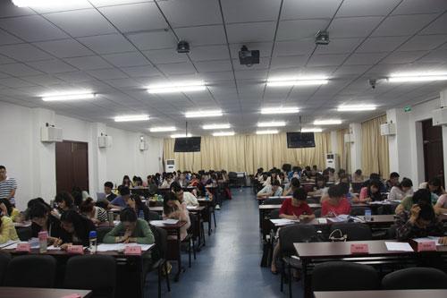 新东方第二十六期新教师培训在妙峰书院拉开帷