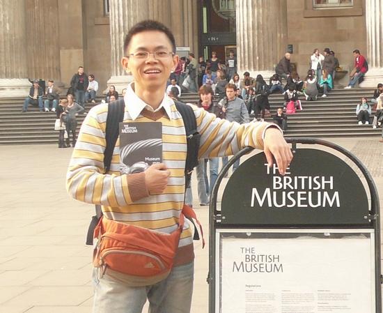 新东方教育科技集团教学培训师(泡泡少儿项目)罗葳铭