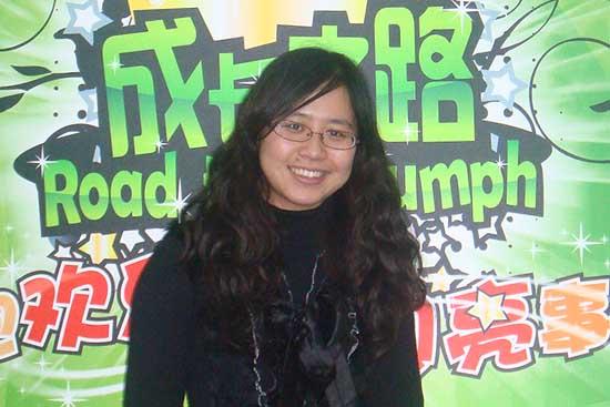新东方教育科技集团教学培训师(泡泡少儿项目)张莹