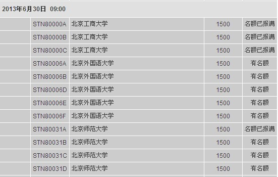 托福考试报名:2013托福考试报名上海7-10月满插图