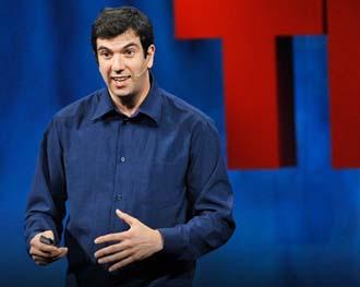Ted演讲:为什么健康的生活方式几乎把我害死