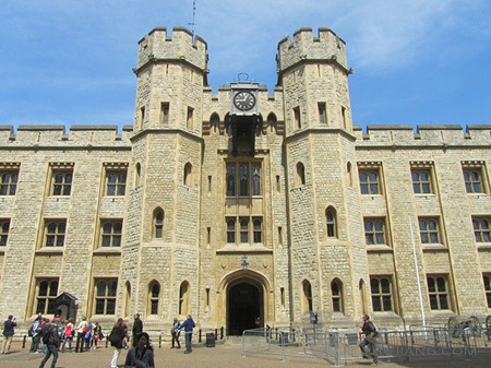 旅游英语:英国伦敦塔