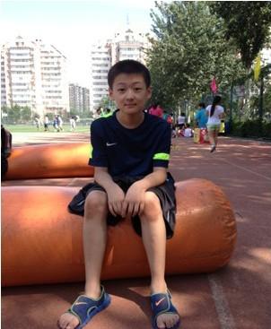 新东方泡泡学员潘冠宇:在夏令营中快乐成长