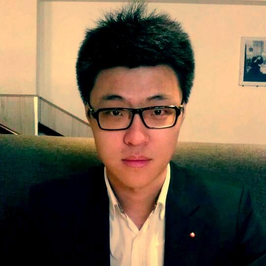 2013相信未来讲师刘冠奇