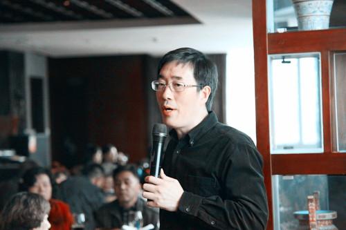 新东方教育科技集团执行总裁陈向东老师