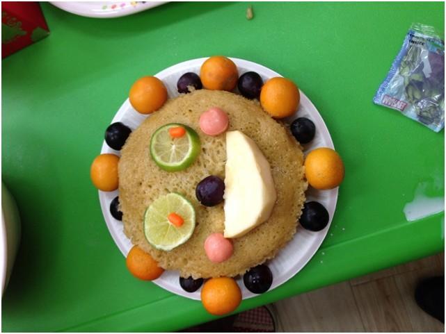 【蛋糕画画图片】,一年级小学生画画图片
