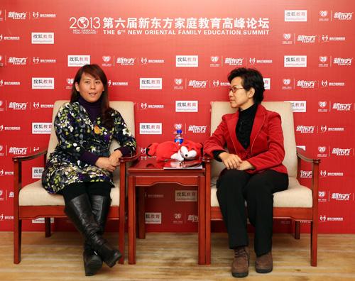 中国科学院心理研究所博士、副教授关梅林女士