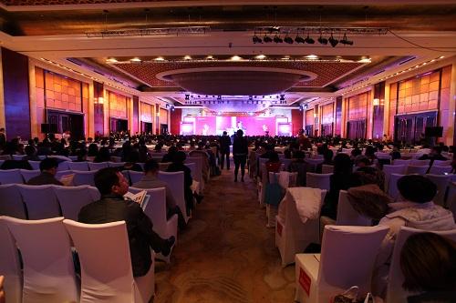 第六届新东方家庭教育高峰论坛主论坛现场观众