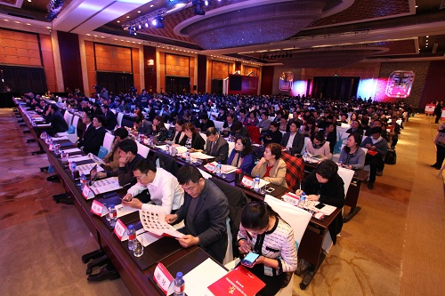 第六届新东方家庭教育高峰论坛主论坛现场听众