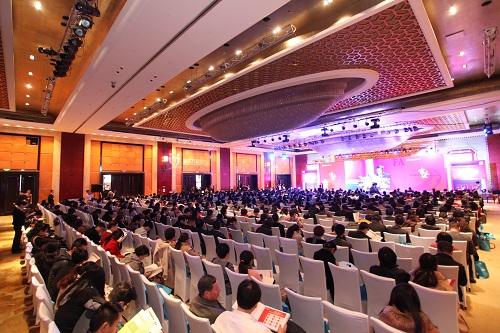 第六届新东方家庭教育高峰论坛主论坛现场全景