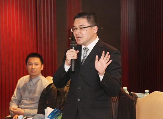 新东方教育科技集团研发中心主任贾云龙
