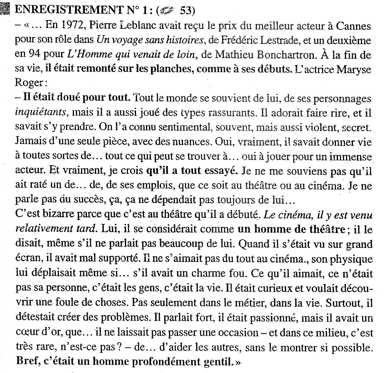 法语欧标B2级别等级概述及TCF题型介绍
