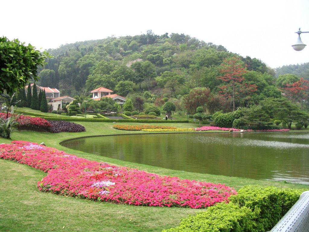 广州白云山风景区谊园