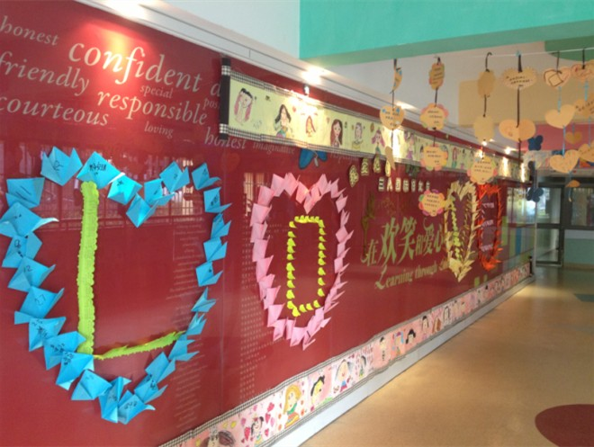 新东方满天星幼儿园南京园举行感恩主题活动