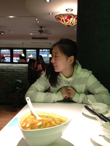 新东方德福学员王雅菁:平稳心态 自信考试