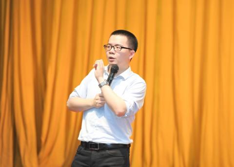 新东方周问鼎柳州演讲