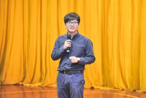 新东方朱伟柳州演讲