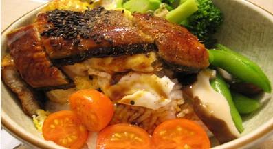 2014高考食谱:鳗鱼饭(益智补脑)