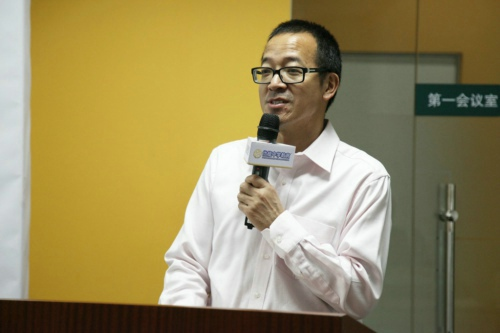 新东方教育科技集团董事长兼首席执行官俞敏洪老师致辞