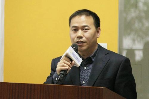北京大学基础教育与教师教育研究中心副研究员张立平现场发言